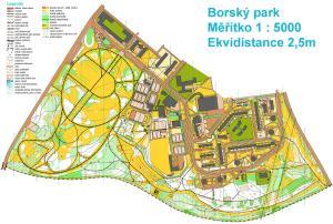 Borsky park