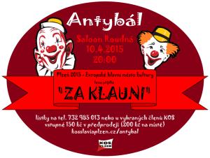 antybál 2015 - plakát